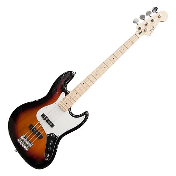 Elektrická basová kytara Flight EJB10 SB Jazz Bass SB