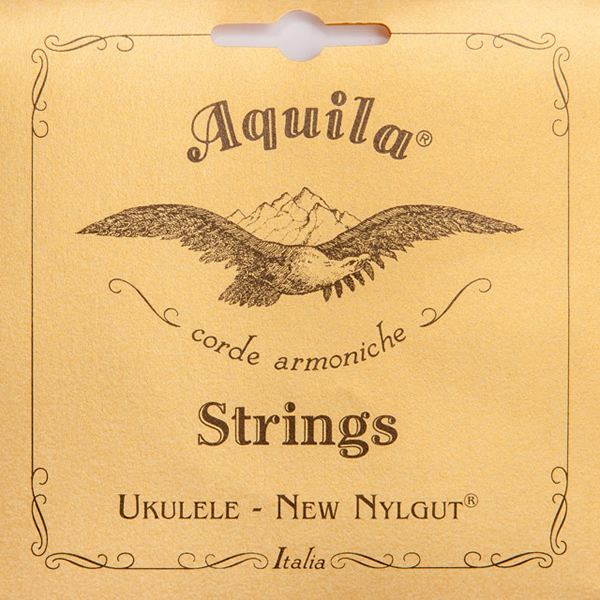 Struny pro Koncertní Ukulele Aquila 7U