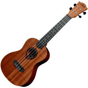 Koncertní ukulele LAG TKU-8C Tiki Uku Concert
