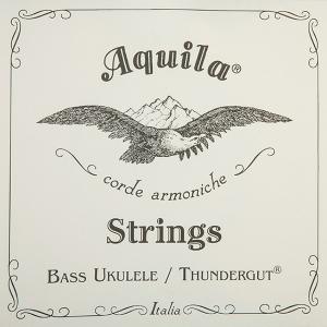 Aquila Thundergut Bass Ukulele 4 string
