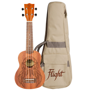 Flight NUS350 Dreamcatcher Soprano Ukulele